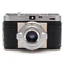 Wirgin Edixa Isconar Rangefinder Film Camera