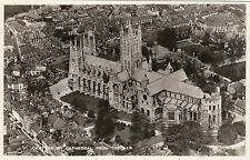 Aerial View Of Cathedral & Surrounds, CANTEBURY, Kent RP