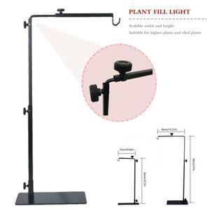 Adjustable Floor Lamp Stand Holder Bracket for Tortoise Reptile Lamp Stand S/L