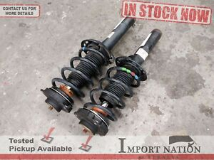 VOLKSWAGEN GOLF MK5 GTi USED FRONT SHOCK ABSORBERS 05-09 SHOCKS STRUTS VW #2765