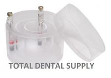 Dental Anesthetic Cartridge Holder Organizer Dispenser for Lidocaine Septocaine