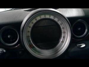Speedometer Speedometer Cluster S Model MPH Fits 07-15 MINI COOPER 902225