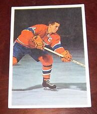 Toronto Stars in Action 1963-64 Jean Beliveau Montreal Canadians lot 4