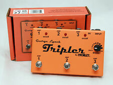 Morley Tripler George Lynch Selector/Combiner Guitar Pedal