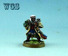 25mm Warhammer 40K WGS Painted Imperial Guard Captain Al'rahem IG008