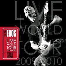 Eros Ramazzotti - 21.00: Eros Live World Tour 2009 / 2010 [New CD] Holland - Imp