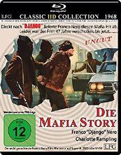 FRANCO NERO die Mafia Storia Uncut CHARLOTTE RAMPLING Blu-Ray GIANFRANCO