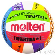Molten MS500-ULUV Recreational Volleyball Official Size Outdoor/Beach/Indoor