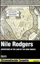 NILE RODGERS - ADVENTURES IN THE LAND OF THE GOOD GROOVE - 8 TRACKS B0073-4