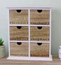 Maisonet 6 Drawer Chest