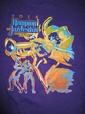Hampton Cool Jazz Fest (Xl) T-Shirt The O'Jays Chaka Khan Spyro Gyra Morris Day