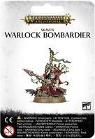 Warhammer Age of Sigmar: Skaven - Warlock Bombardier