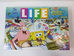 Spongebob Life Parts and Pieces Most New and Sealed