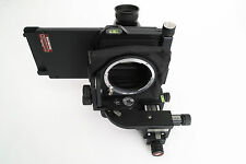 Silvestri Flexicam with Sliding Back (Phase One/Mamiya) and Reflex Viewfinder