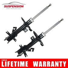 NEW FRONT PAIR OF SHOCKS & STRUTS FOR 2007-2012 NISSAN SENTRA, LIFETIME WARRANTY
