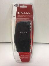 Belkin F8V3063 RF MODULATOR IN: SVIDEO/RCA OUT: COAX