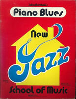 John Brimhall's: Piano Blues ~ New Jazz