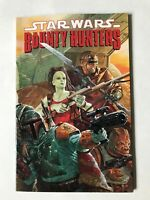 Star Wars Bounty Hunters Paperback TPB/Graphic Novel Dark Horse 2000 NICE