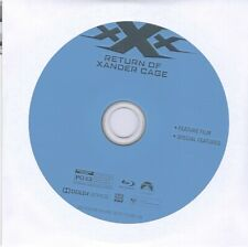 xXx Return Of Xander Cage (2017) Vin Diesel Blu Ray Disc Only No Case Or Artwork