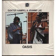 Gunter Hampel & Jeanne Lee 2 Lp Vinile Oasis Sigillato HORO Records HDP 33-34
