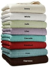 Sky PINTUCK Euro Pillow Sham IVORY Set of 2 100% Cotton Machine Washable