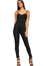 701c7df77676d Plus Size 100% Cotton Jumpsuits   Rompers for Women
