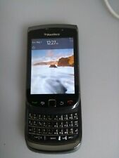 Blackberry Smart Phone 9800 LOCKED (but Wifi enabled).  For Parts.
