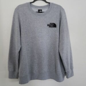 The North Face Gray Long Sleeve Pullover Sweatshirt NWT - Women's Size XL