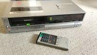 Sony SL-HF100ES Betamax (110v-240v) - Refurbished Beta with original remote