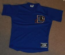 Durham Bulls Youth Large Baseball Jersey Blank