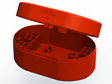 Lynx Blade Inductrix / Spider 65 Red Carry Case Box LX2153-7
