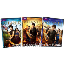 Atlantis: Complete Jack Donnelly UK TV Series Seasons 1 & 2 Box / DVD Set(s) NEW