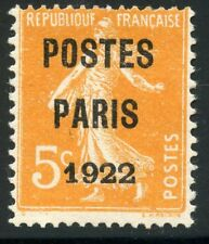 STAMP / TIMBRE FRANCE PREOBLITERE NEUF SANS GOMME N° 30 COTE +  20 €