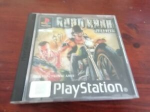 Road Rash Jailbreak  - Sony Playstation 1 (PS1)