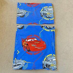 Disney Boys Toddler Cot Bed Bedding Duvet Covers Pillowcases Cars McQueen