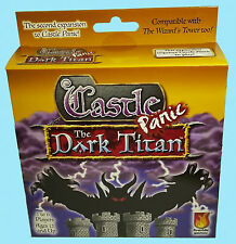 CASTLE PANIC DARK TITAN EXPANSION PACK NEW Fireside Board Games 2