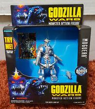 """Moguera 4.5"""" Action Figure - Godzilla Wars (1995, Trendmasters) MIB RARE Toho"""