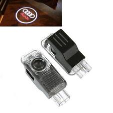 2x LED Einstiegsbeleuchtung Logo Projektor Audi A1, A3, A4, A5, A6, Q3, Q5, Q7