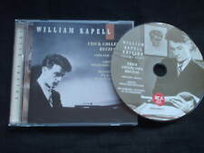 WILLIAM KAPELL FRICK COLLECTION RECITAL VOL.8 CD RCA RED SEAL