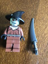 Rare LEGO Minifigure Lego Batman Scarecrow from #7786 7785 Glow Head