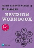 Revise Edexcel GCSE (9-1) Business Revision Workbook - Revise Edexcel