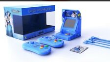 Neo Geo mini Samurai Shodown – Limited Edition Bundle blue