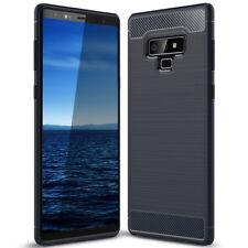 Telefoon Case voor Samsung Galaxy Note 9 TPU Hoesje Flexibel Smartphonehoesje