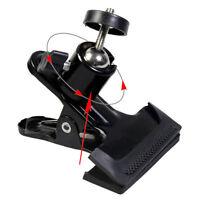Multi-function Ball Head Clamp Clip For Camera DV Flash Lighting Flash Trigger