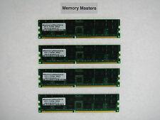 311-1549 4GB  4x1GB PC2100 DDR ECC DIMM Memory for Dell PowerEdge