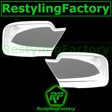 06-12 Ford Fusion+06 Lincoln Zephyr Triple Chrome plated ABS Mirror Cover