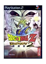 Dragon Ball Z: Budokai 2 ( PlayStation 2 PS2 ) ( PAL )** VERY GOOD **