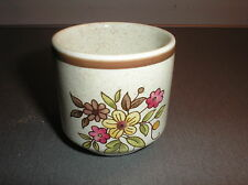 ROYAL DOULTON LAMBETHWARE GAIETY EGG CUP NEW CONDITION