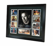 Arnold Schwarzenegger Signed Photo Memorabilia Limited Edition of 250  Framed