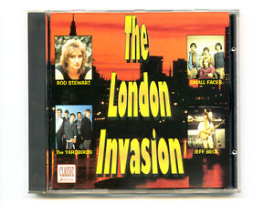 Various – The London Invasion – CD Album – Tring JHD062 - UK - As Mint